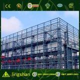 ISO 고품질 조립식 가벼운 강철 구조물 공장