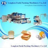 Polystyren-Schaumgummi-Tellersegment, das Maschine herstellt