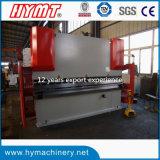 Гидровлическое машинное оборудование стальной плиты углерода WC67Y-125X3200 складывая/машинное оборудование металла