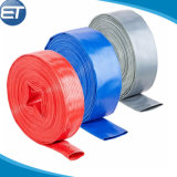 "Grand diamètre 12'' 14'' 16"" Layflat en PVC flexible avec raccord de connecteur"