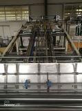 물결 모양 두꺼운 종이 및 종이를 위한 완전히 자동 박판으로 만드는 기계 Laminator
