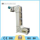 Elevatore di benna della tramoggia dell'acciaio inossidabile per materiale alla rinfusa