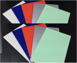 3 мм PE покрытием различных цветов алюминиевых композитных панелей для украшения для установки внутри помещений