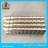 Sehr starker Zylinder NdFeB Dauermagnet