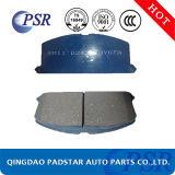 Confort et garnitures de frein tranquilles de véhicule avec le bon prix