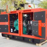 115 kVA six cylindres Premier Générateur Diesel De type silencieux d'alimentation
