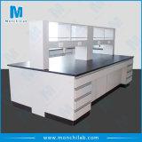 Fußboden-Standplatz-Typ chemischer Laborprüftisch