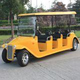 세륨은 승인한다 8 Seater 전기 고전적인 버스 (DN-8D)를