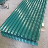 JIS G 3312 CGCCは電流を通された波形の鋼鉄屋根ふきシートをPrepainted