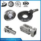 Piezas de Recambio de aluminio mecanizado CNC