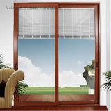 Australien-Standardluxuxaluminiumlegierung-schiebendes Fenster (FT-W126)