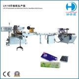 Linha Automática Completa máquina de embalagem de bolso Tissue