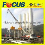 댐 고속 방법을%s 120m3/H 구체적인 1회분으로 처리 플랜트 Hzs120