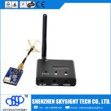 Jeu Skysight FPV 5.8GHz Sky-32s Fpv récepteur AV Auto Scan + Sky-8200 Mini 200MW Fpv émetteur