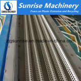 Perfil de PVC máquina de extrusão do cordão de Canto