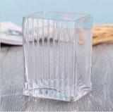 Vaas de Van uitstekende kwaliteit van het Glas van de Ambacht van het Kristal van de Vaas van de Decoratie van het huis