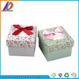 Малая бумажная коробка подарка с тесемкой