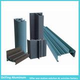 Profil en aluminium d'usine en aluminium avec des formes de différence