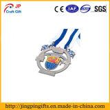 Medalha 2017 do metal do esporte do projeto do cliente da promoção