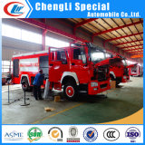 Sale를 위한 8000liters 10t 12ton Water Foam Tank HOWO Fire Fighting Truck