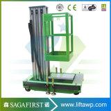 Verkoop het Aangedreven Platform van het Werk van het Aluminium met Ce