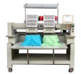 Wonyo 2 de Hoofd Geautomatiseerde Machine van het Borduurwerk voor GLB/Hoed/T-shirt/Embleem/Vlakte/het Borduurwerk van Kledingstukken