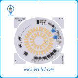 3W 6W 9W 12W 15W 20W 50W de LEIDENE van Driverless AC Module van PCB voor Binnen OpenluchtVerlichting