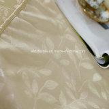 Moderna del patrón de flor pequeña hoja de cortina