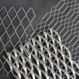 Feux de l'acier galvanisé à chaud Expanded Metal Mesh rouleaux 1.5mx15m