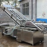 Het Plantaardige Schoonmaken van de Aardappel van het roestvrij staal Machine