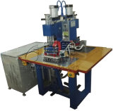 Doble Cabeza de la soldadura de alta frecuencia/máquina de estampación