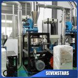 Pp.-PET-hartes Belüftung-weiches Kurbelgehäuse-Belüftung, EVA-Schaumgummiplastikpulverizer-Maschine