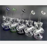 eine Vielzahl färbt Glaswasser-Rohr des bohrenden Öl-Wiederanlauf-Glas-Rohres