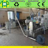 表面リサイクルする二重段階のプラスチックを停止し機械PE PP LDPEのフィルムのペレタイザーのプラントを作り出す
