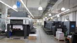 色刷の工場は印刷サービスを提供する: 本の印刷のパンフレットの印刷カタログの郵便はがき