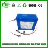 De diepe Compressor van de Lucht van het Lithium van de Cyclus Navulbare 48V 9ah Batterij In werking gestelde