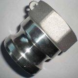 Precisione dell'acciaio inossidabile che lancia gli accoppiamenti rapidi della serratura della camma