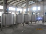 El tanque de mezcla farmacéutico del acero inoxidable