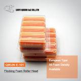 泡のローラーを群がらせるE-101オレンジカラーヨーロッパのタイプ