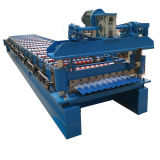 Galvanized Corrugated Roof Sheet Roll Forming Machine