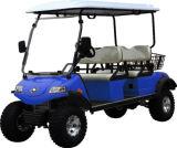 Sede elettrica del veicolo utilitario sportivo 4 con il cestino