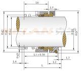 Burgmann Bt-Rn sello mecánico de la bomba (KL120-55)