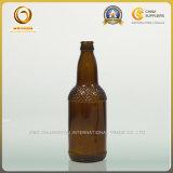 500ml löschen Bier-Glasflasche mit Kronen-Schutzkappe (1164)