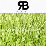 césped artificial sintetizado de la hierba de la alfombra del paisaje 16800tufs/Sqm de 50m m para ajardinar del campo de fútbol