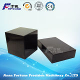 Plaque de surface d'inspection de granit de noir de précision de Jinan