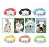 Minihaustiere GPS-Verfolger mit Muffe für Hunde/Katzen/Schafe/Kaninchen Tk909
