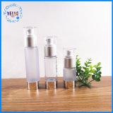 бутылка безвоздушного насоса брызга любимчика 50ml пластичная для косметический упаковывать