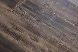 Wachs-Beschichtung Eir HDF lamellierter hölzerner Bodenbelag