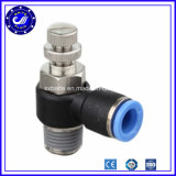 Plastic Fast Adaptor Pneumatic One Touch Tube Fittings
