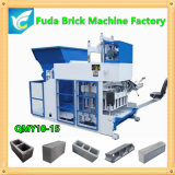 Bloc concret hydraulique mobile automatique de grande capacité faisant la machine